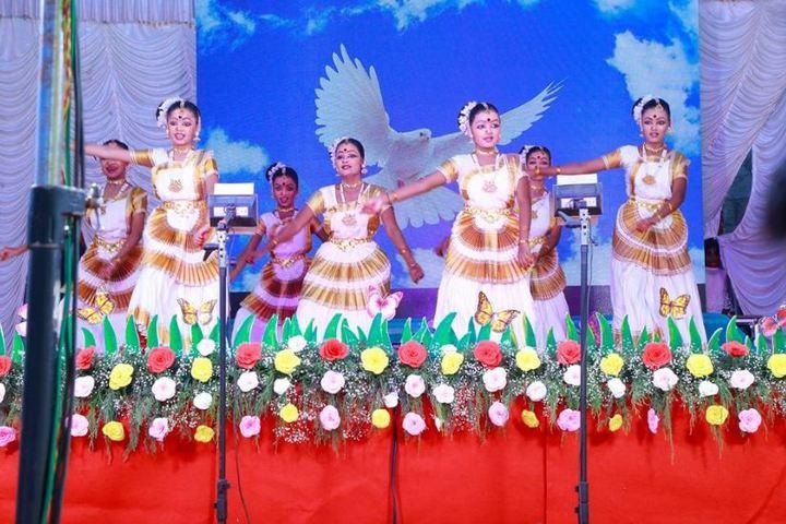 Holy Family Visitation Public School-Cultural Dance
