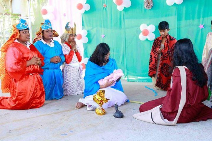 Holy Family Visitation Public School-Drama