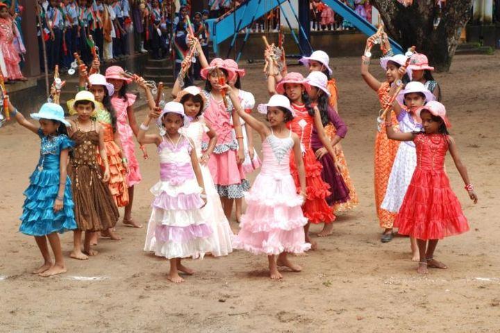 Holy Family Visitation Public School-Kids Dance