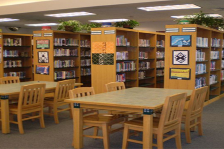 Holy India Foundation School-Library