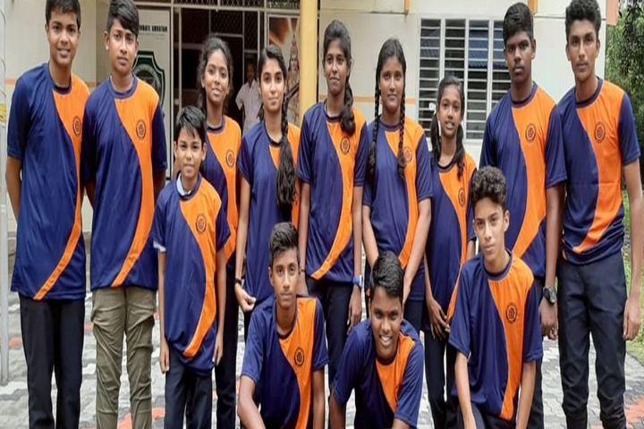 Holy India Foundation School-Team