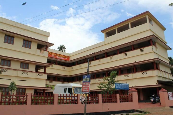 Holy Kings Public School-Campus