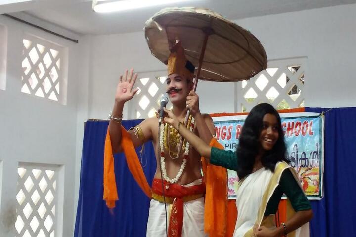 Holy Kings Public School-Onam Celebrations