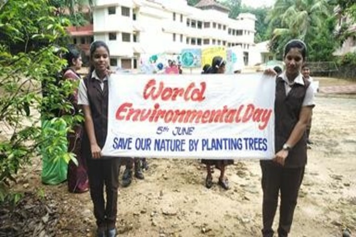 Holy Spirit Public School- Environmental Day