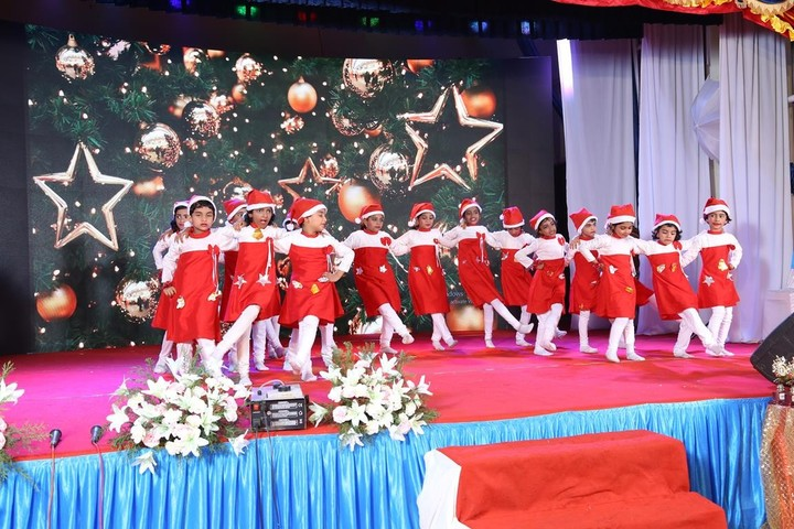Holy Spirit Public School-Christmas Celebrations