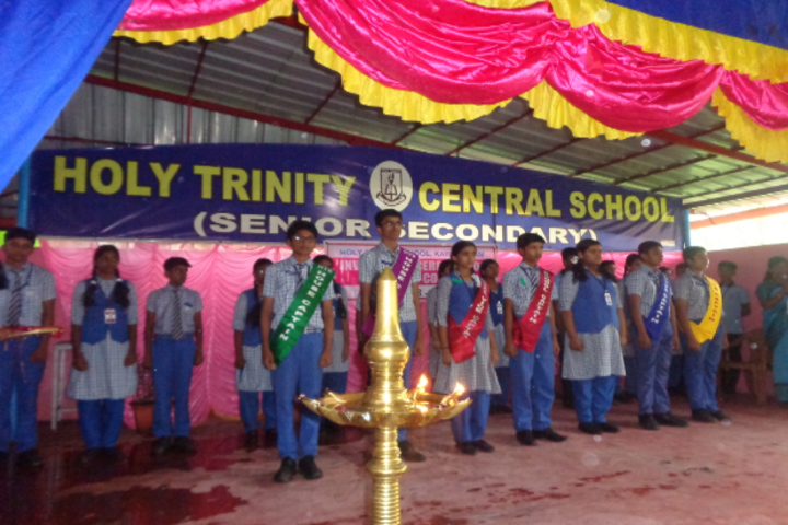 Holy Trinity School-Investiture Ceremony