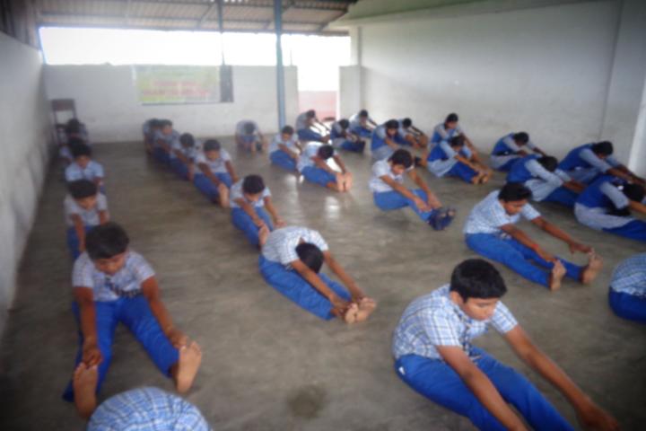 Holy Trinity School-Yoga