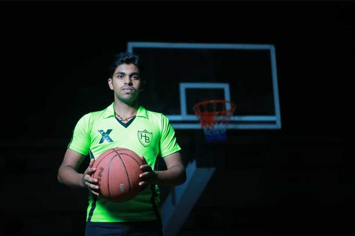 Holy Trinity Vidya Bhavan-Basketball Court