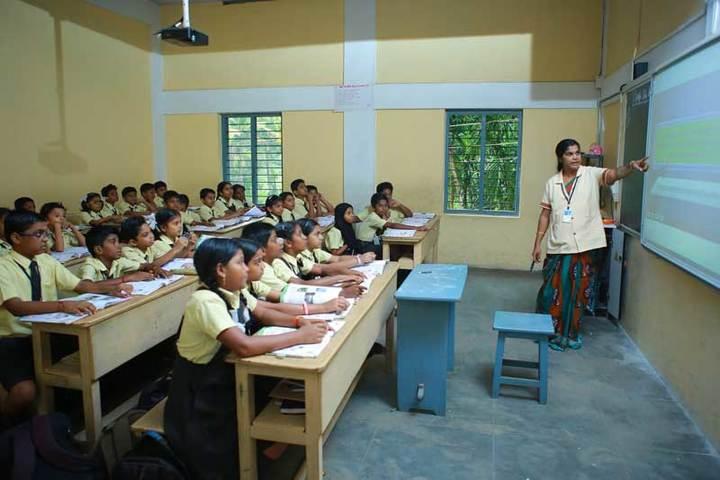Holy Trinity Vidya Bhavan-Classroom