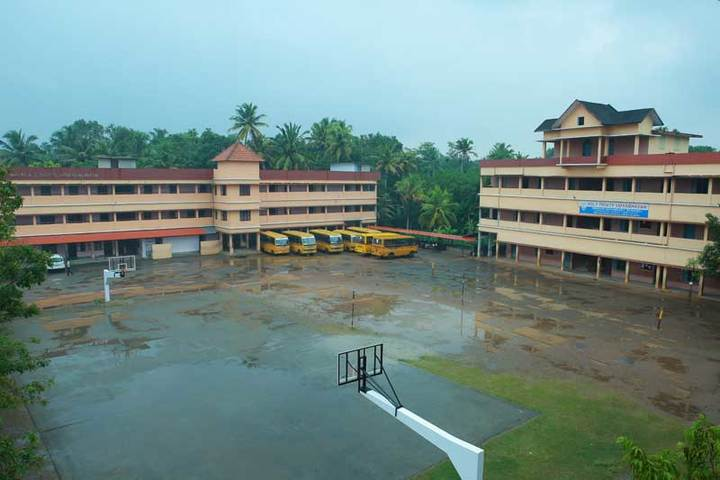 Holy Trinity Vidya Bhavan-Playground