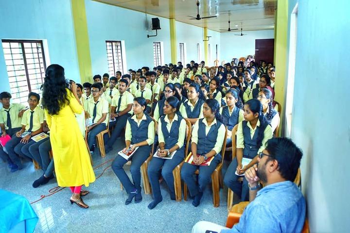 Holy Trinity Vidya Bhavan-Seminar