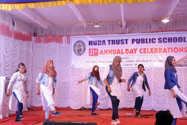 Huda Trust Public School-Annula Day