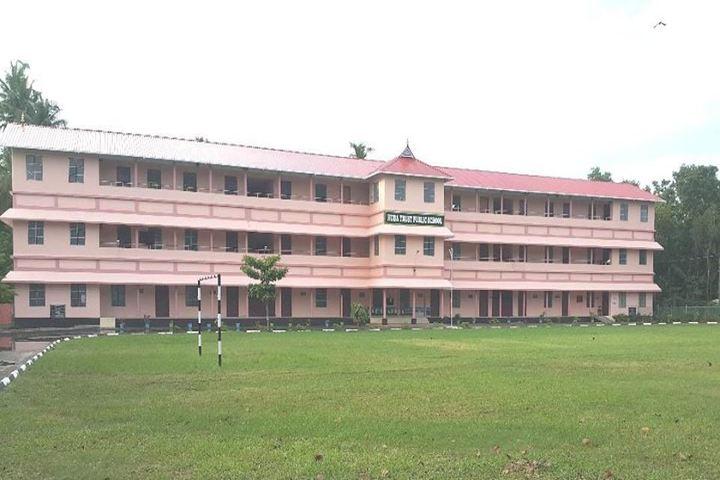 Huda Trust Public School-Campus