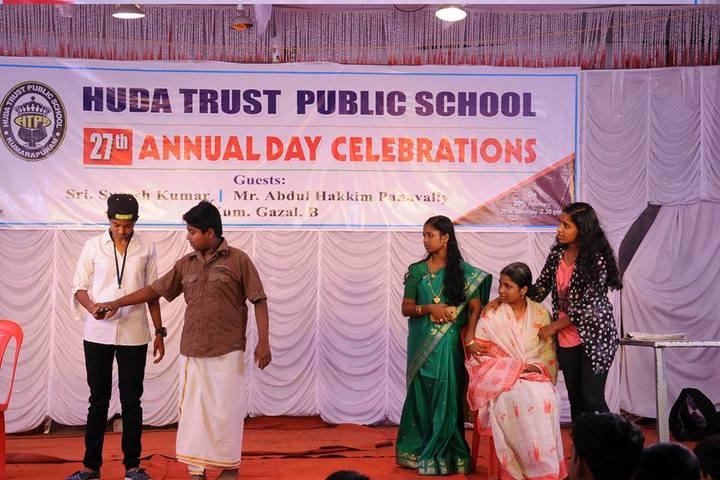 Huda Trust Public School-Drama
