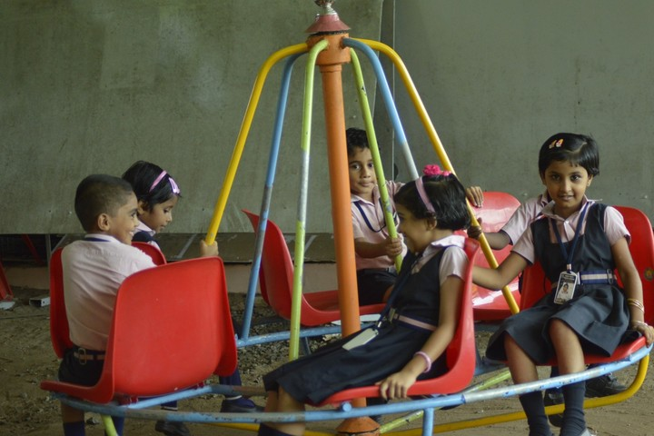 Huda Trust Public School-Play Area