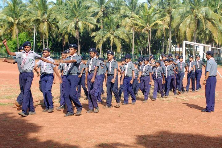 I E S Public School-Scouts and Guides