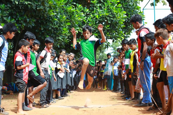 I E S Public School-Sports Day