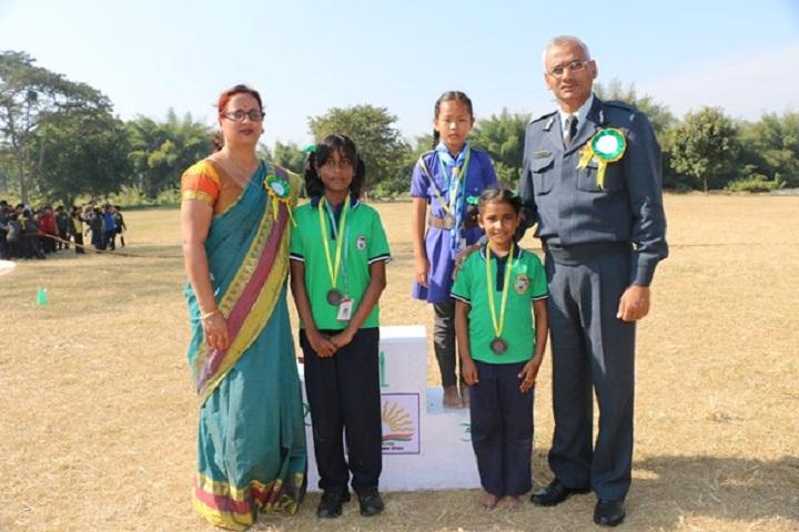 Kendriya Vidyalaya-Winners