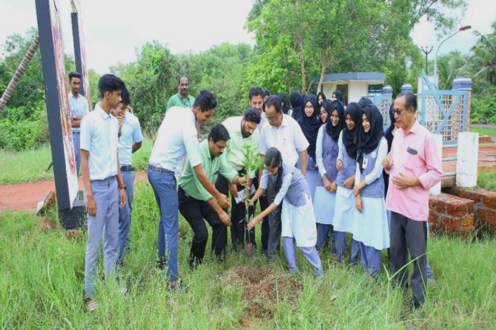 I S D English School-Environment Day