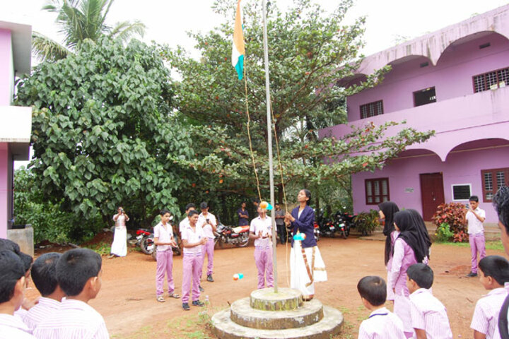 I G English School-Independence Day