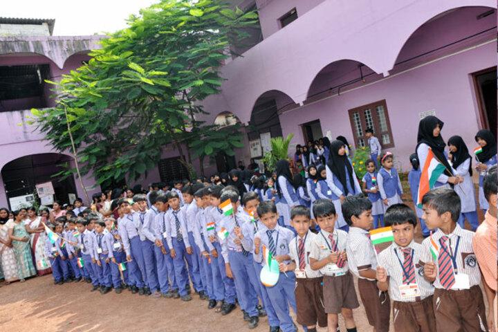 I G English School-Republic Day