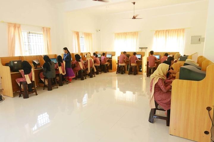 ITM Public School-Computer Lab