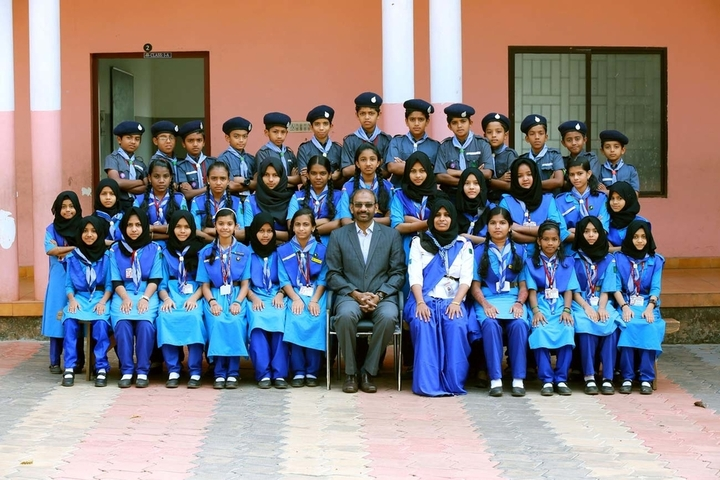 ITM Public School-Scouts and Guide