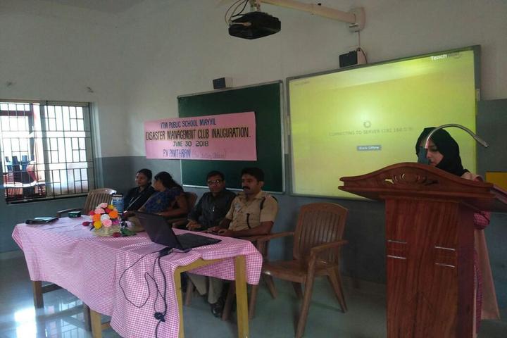 ITM Public School-Seminar