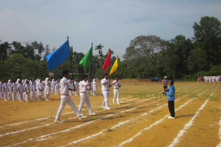 Ideal English School-Sports Meet