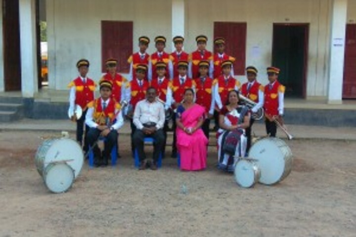 Indian Public School-Band Group