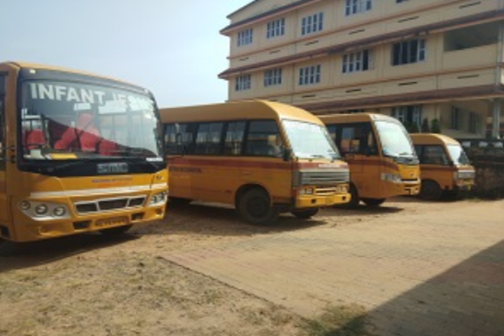 Infant Jesus English Medium School-Transport