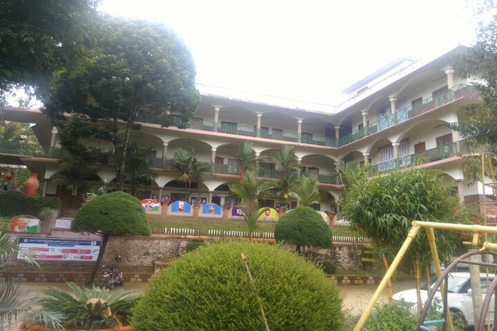 Infant Jesus Residential School-Campus