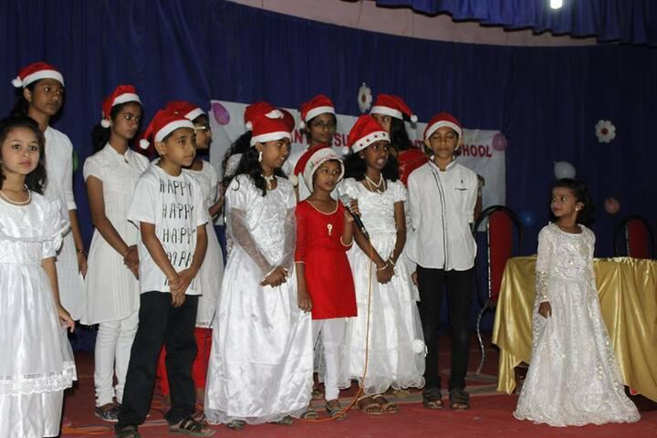 Infant Jesus Residential School-Christmas Celebrations