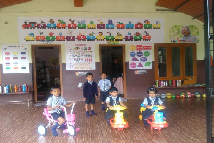 Infant Jesus Residential School-Kinergarden
