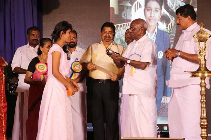 Infant Jesus Residential School-Prize Distribution