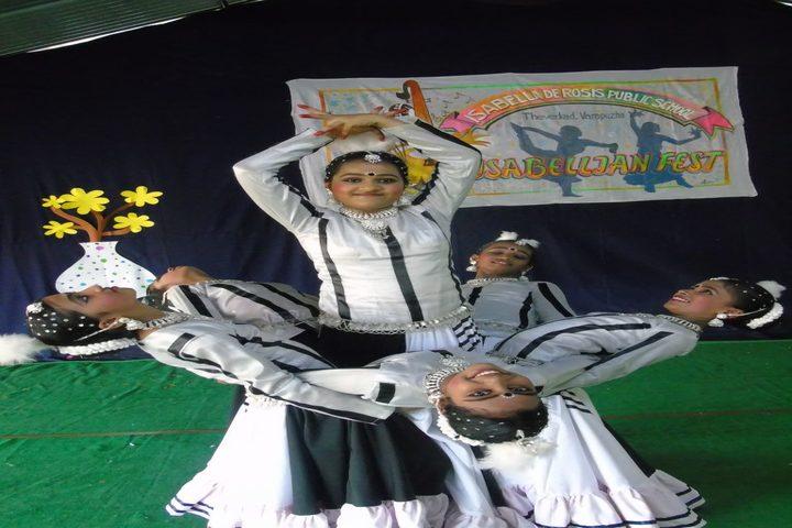 Isabella De Rosis Public School-Annual Day