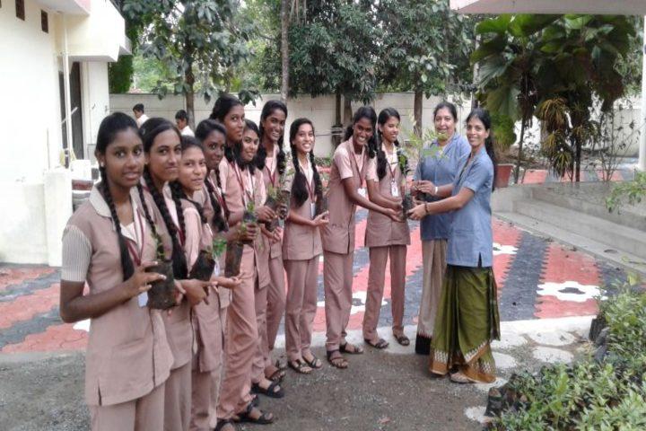 Isabella De Rosis Public School-Environmental Day