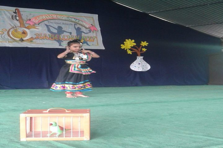 Isabella De Rosis Public School-Isabellian Fest