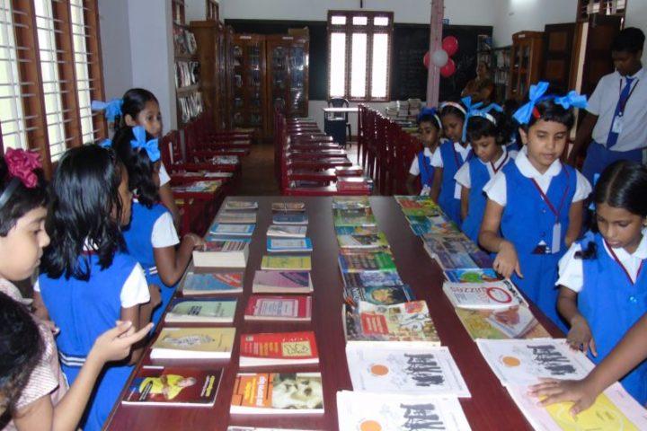 Isabella De Rosis Public School-Library
