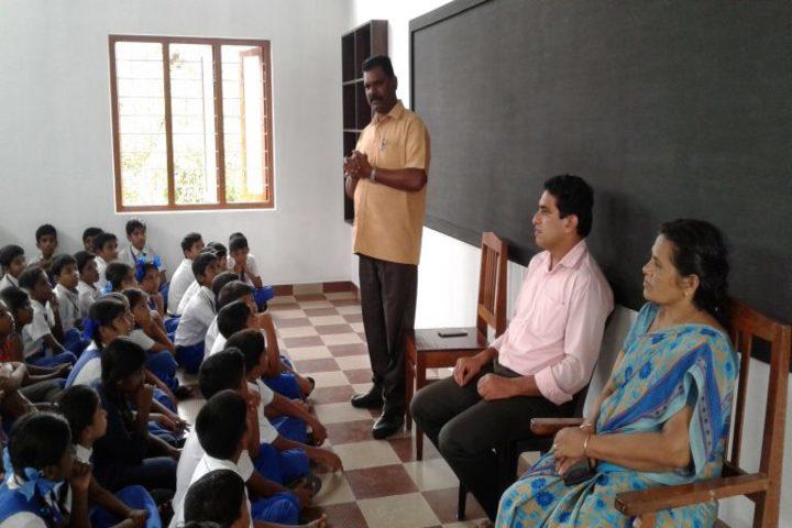 Isabella De Rosis Public School-Nippa Awareness Class