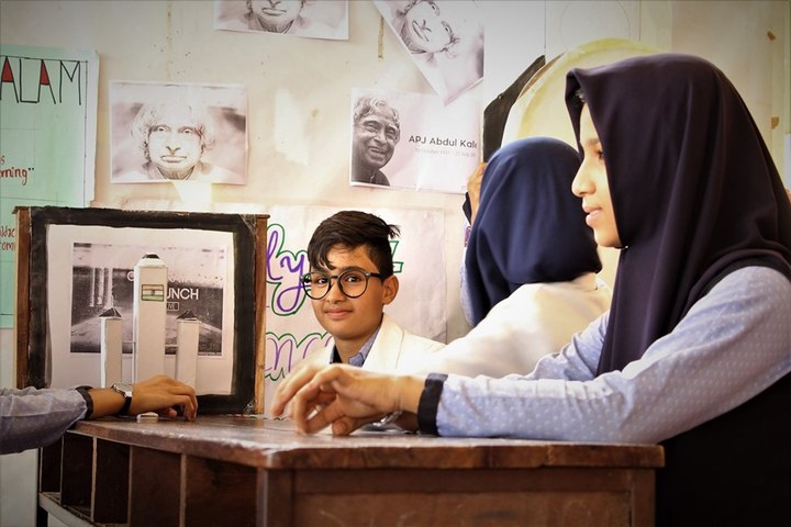 Isha Ath Public School-Activity