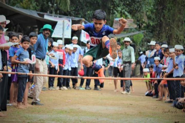 Isha Ath Public School-Sports Day