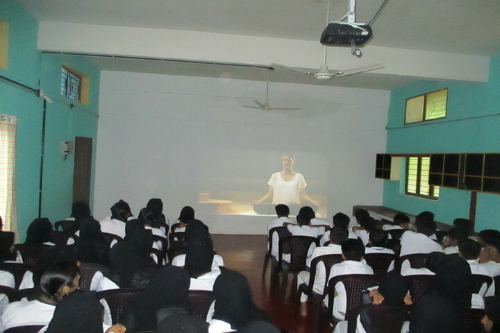 Islahi English Medium School-Audio Visual Room