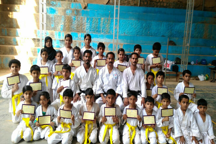 Islahi English Medium School-Karate
