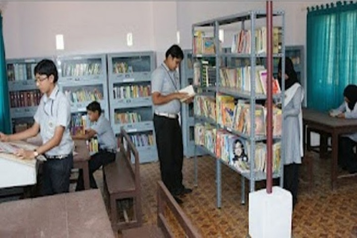 Islahi English Medium School-Library