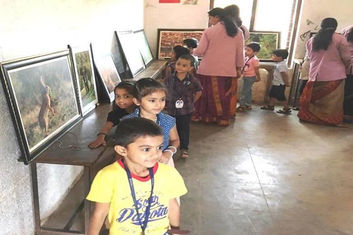 Islahiya Orphanage School-Exhibition