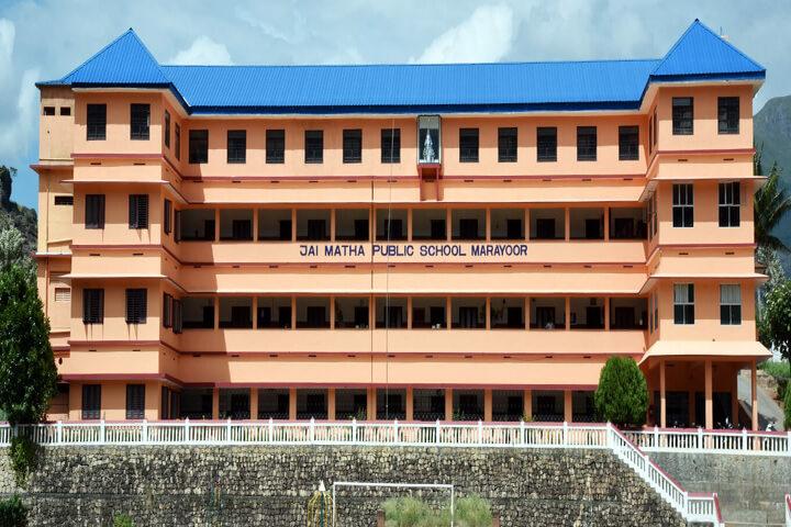 Jai Matha Public School-Campus
