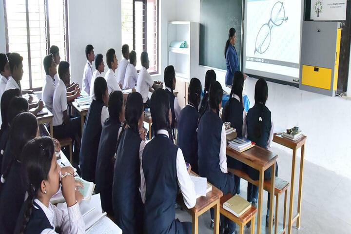 Jai Matha Public School-Classroom
