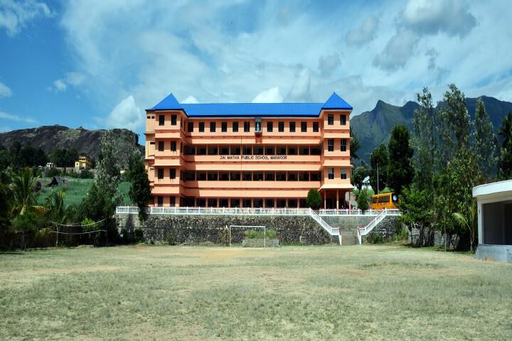 Jai Matha Public School-Playground