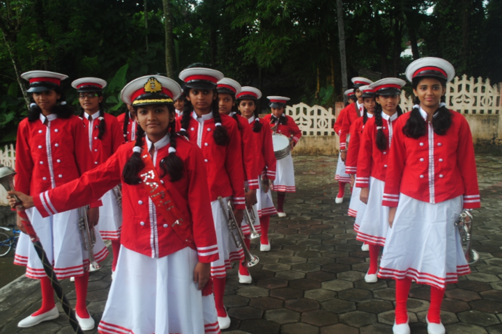 Jai Rani Public School-Band Troop
